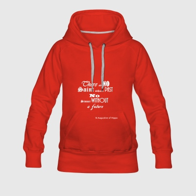 There_is_NO_white - Women's Premium Hoodie