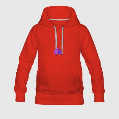 cat and mouse - Women's Premium Hoodie