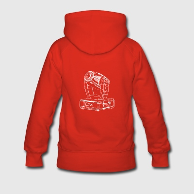 Lighting Engineer - Women's Premium Hoodie