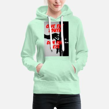 Beat Youth Dem The Keys @ dem - Frauen Premium Hoodie