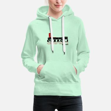 Fitness motivation - Women's Premium Hoodie