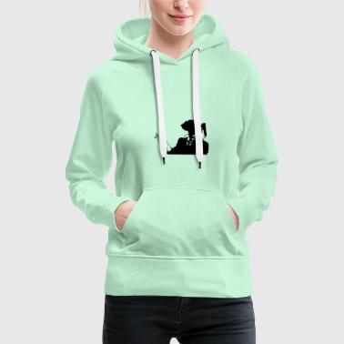 Cowboy bebop spike HQ simple - Women's Premium Hoodie