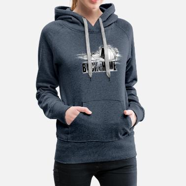 Back at home - Women's Premium Hoodie