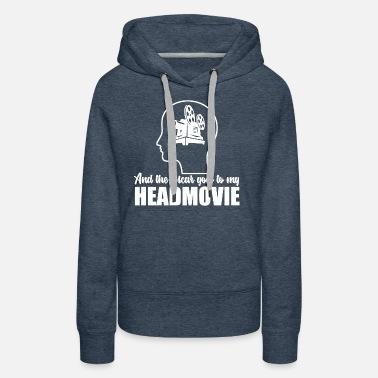 Women/'s Women/'s Hoodie Head Cinema