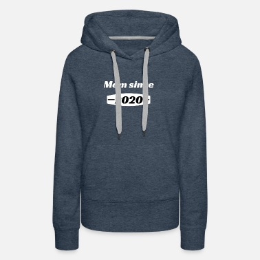 Date Of Birth Mom since - Women's Premium Hoodie