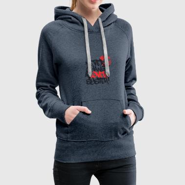 never change a lovely system - Frauen Premium Hoodie
