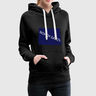 North Dakota - Women's Premium Hoodie