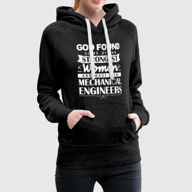 Mechanical engineer GF - Women's Premium Hoodie