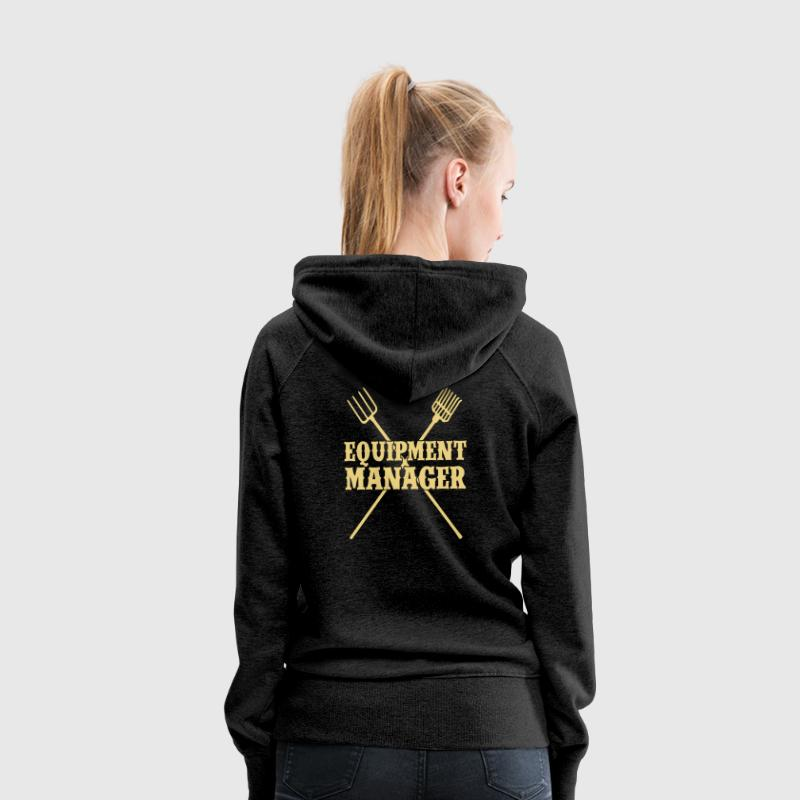 Equipment Manager 1C - Frauen Premium Hoodie