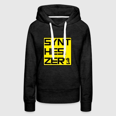 SYNTH 1 - Women's Premium Hoodie