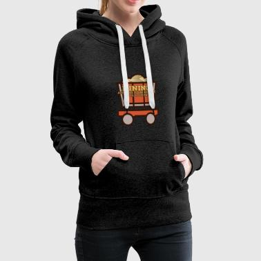 Mining: Mining Appears to be extinct, so is your - Women's Premium Hoodie