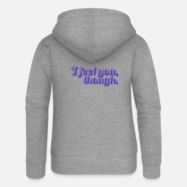 Romantic Romance Romantic Saying Romantic Gift - Women's Premium Zip Hoodie