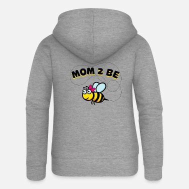 Congratulations Partner look | Parents Mom Best Mom Mommy Mommy - Women's Premium Zip Hoodie