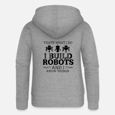 Project Engineer Civil Builder Mechanical Engineering Math - Women's Premium Zip Hoodie