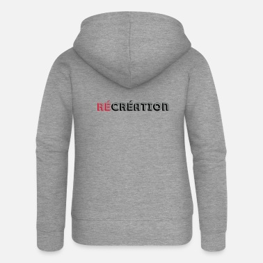 Recreational Recreation - Women's Premium Zip Hoodie