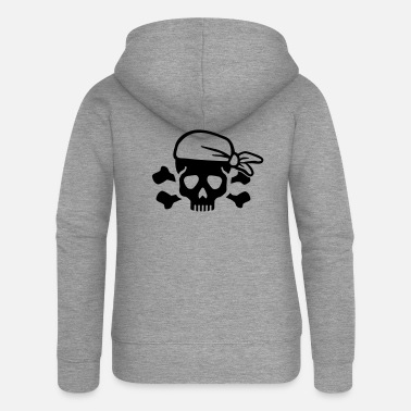 Pirate Pirate - Women's Premium Zip Hoodie
