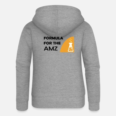 Formal Formal für AMZ business - Frauen Premium Kapuzenjacke