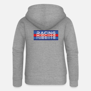 Sportscar Martini Racing - Women's Premium Zip Hoodie