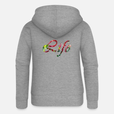 Summer Freedom Party Friends Party Life Trends - Vrouwen zip hoodie
