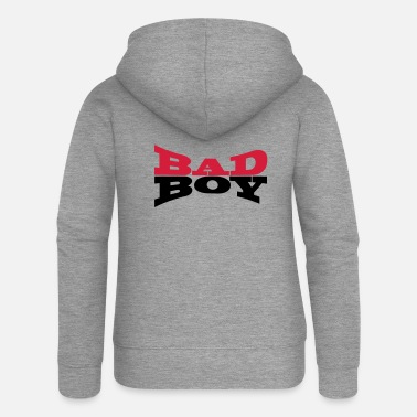 Bad Boy Bad boy bad boy - Women's Premium Zip Hoodie