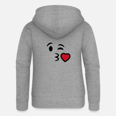 Greeting Greetings - Women's Premium Zip Hoodie