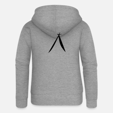 Summit envy - Women's Premium Zip Hoodie