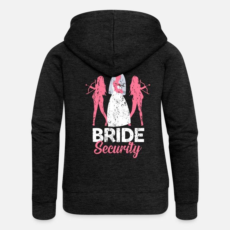 Team Bride Maid of Honor Gifte seg med Gift Gift T skjorte