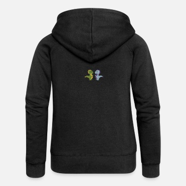Design Dragon design - Women's Premium Zip Hoodie