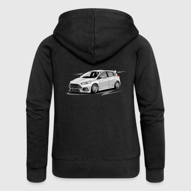 Focus MK3 RS without driver - Women's Premium Hooded Jacket