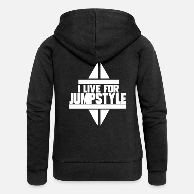 Jump-style JUMP STYLE, GIFT - Women's Premium Hooded Jacket