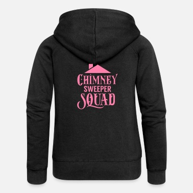 Trust Me Team Feger chimney sweep sweep chimney sweep - Women's Premium Zip Hoodie