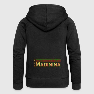 Madinina - 972 - Women's Premium Hooded Jacket