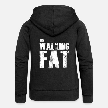 Fat Fat fat gift for fat - Women's Premium Hooded Jacket