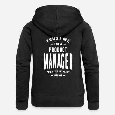 Production Year Product Manager - Women's Premium Zip Hoodie