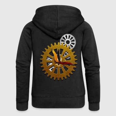 Inquisition Clockwork - Women's Premium Hooded Jacket