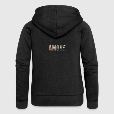 Amore - Women's Premium Hooded Jacket