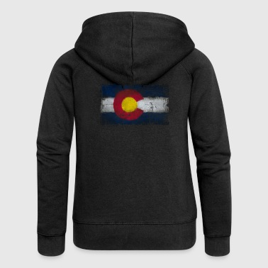 Colorado - Women's Premium Hooded Jacket