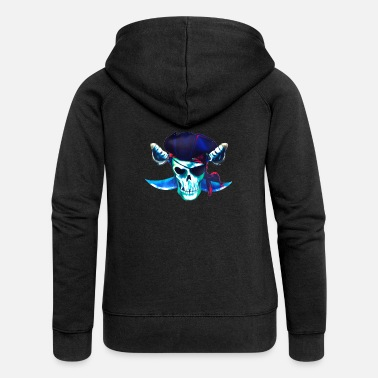 Corsair The ghost of the corsair - Women's Premium Hooded Jacket