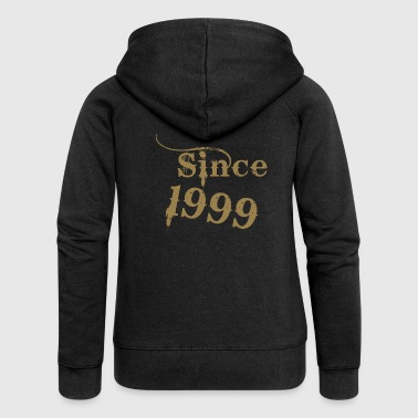Since 1999 - since 1999 - Women's Premium Hooded Jacket