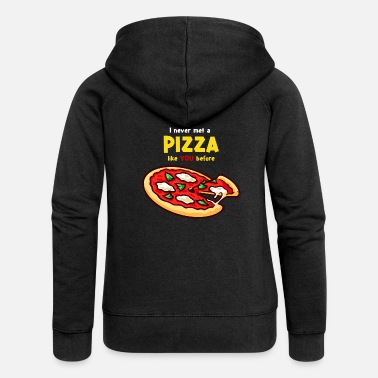 Pizza Pizza pizza pizza pizza! - Women's Premium Hooded Jacket