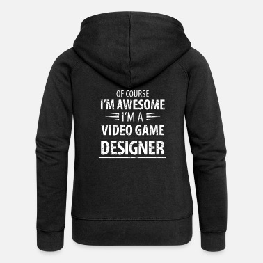 Game Game Designer Programming Game Game Gift - Chaqueta con capucha premium mujer