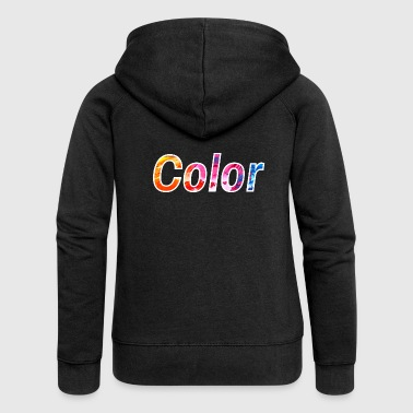 colour - Women's Premium Hooded Jacket