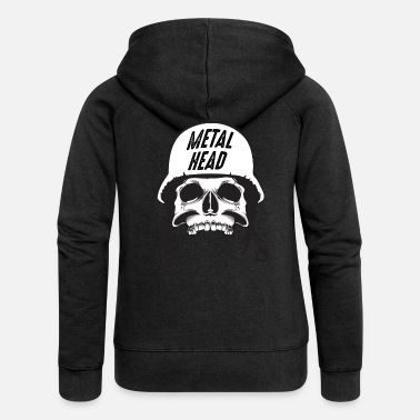 Metalheads metalhead - Women's Premium Hooded Jacket