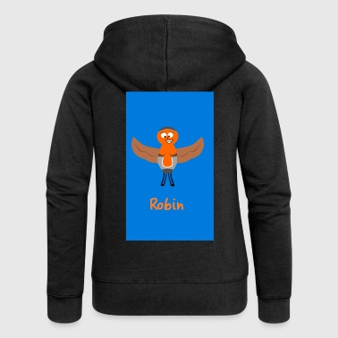 Robin - Women's Premium Hooded Jacket