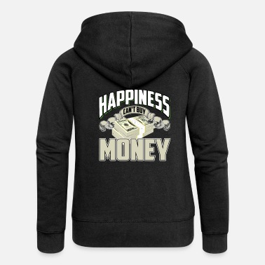 Wealth wealth - Women's Premium Zip Hoodie