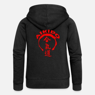 Aikido Aikido - Women's Premium Hooded Jacket