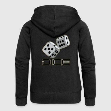 Dice DICE - DICE - Women's Premium Hooded Jacket