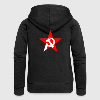 communism - Women's Premium Hooded Jacket