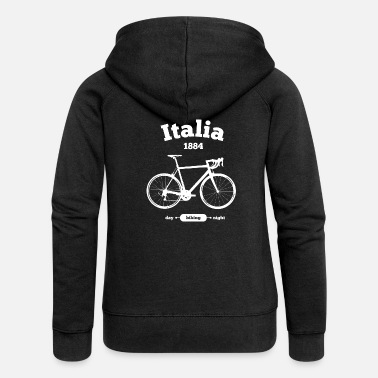 Italia Bicycle Italia - Women's Premium Hooded Jacket