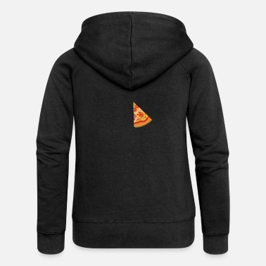 Partnerlook Partnerlook Pizza Partner BFF Freund Liebe Teil 2 - Frauen Premium Kapuzenjacke